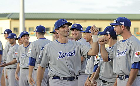 Israel Baseball League team