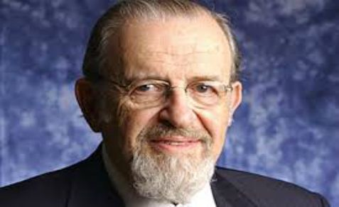 Rabbi Norman Lamm of Yeshiva University