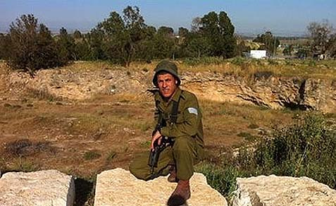Ibrahim finally enlisted into the IDF on March 27th, 2011.
