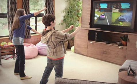 Interaction during video games can help stroke victims in their rehabilitation