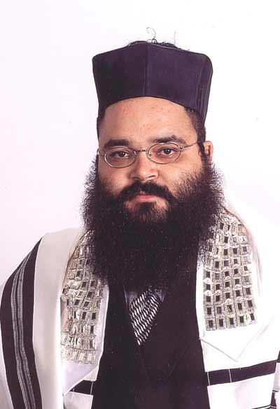 Rabbi Yossi Lebovics