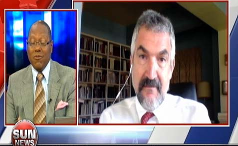 daniel pipes video