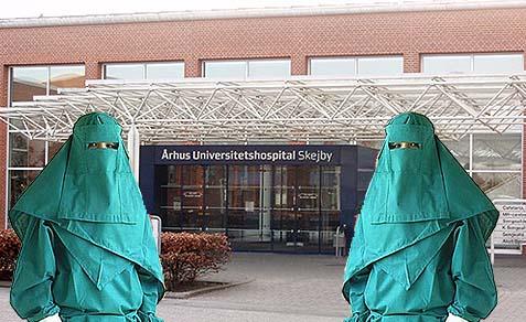muslim nurses