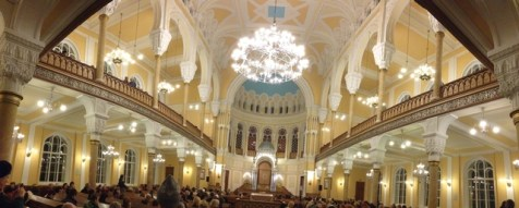 Chabad-affiliated St. Petersburg Choral Synagogue