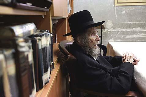 Rav Aharon Leib Steinman
