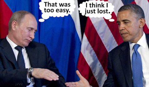 Putin-Obama Meme 1