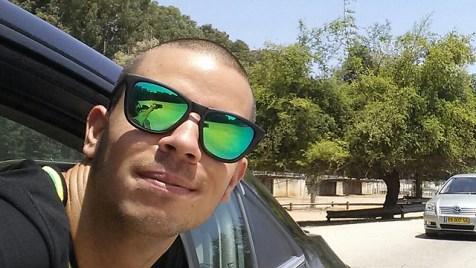 "Sgt. Tomer Hazan, HY""D"