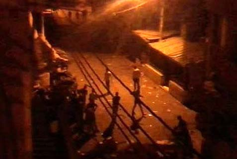 Overnight clashes in Jenin. The trend recently has been of clashing Arabs being killed by the IDF, which seems better prepared.