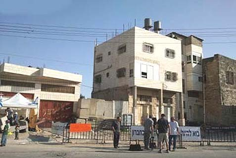 Muhammad Abu Shahala sold the Machpelah House in Hebron to Jews. For this violation of PA law he was sentenced to death.