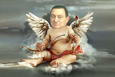 mubarak cupid