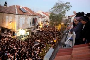 .Rav Ovadia Funeral