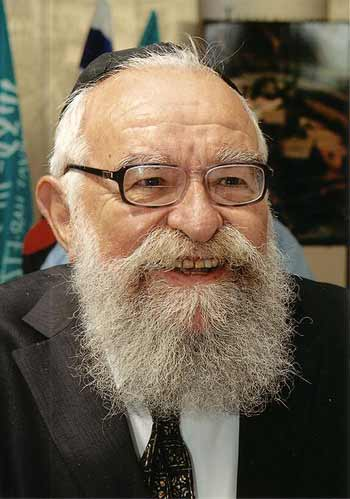 Rabbi Yehuda Amital
