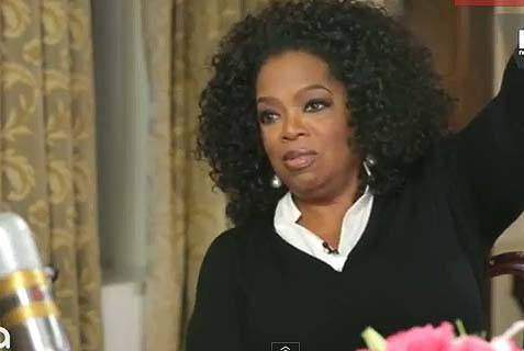 Oprah Winfrey Meets Swiss Racism
