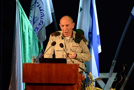 Head of Intelligence Research Brigadier General Itai Brun.