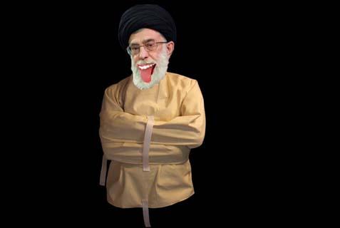 iran lunatic