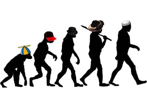 jewish evolution