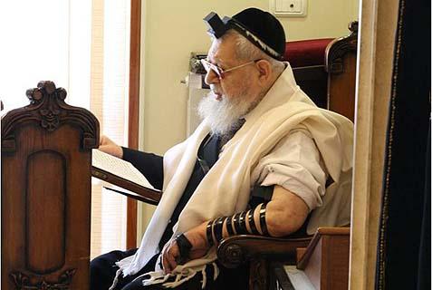 Rav Ovadia Yosef ZTL