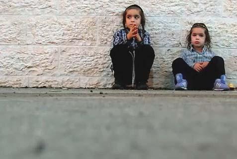 Haredi children