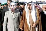 The Saudis, perhaps more so than Israel, are fearing for their lives. One could think of worse reasons than the will to live for cooperation between historic enemies.