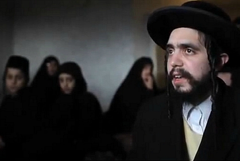 Nachman Helbrans, oldest son of Lev Tahor's leader.