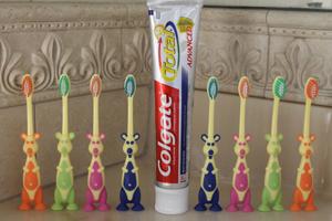 The Dental Menorah