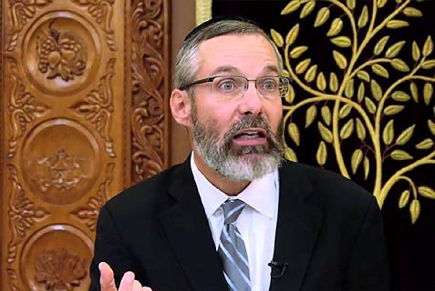 Rabbi Lawrence (Leib) Kelemen