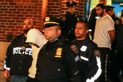 "Amrit Marajh was arrested and charged with the ""knockout"" attack on an Orthodox Jewish man in Brooklyn on Friday, Nov. 22, 2013"