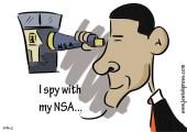 obama spies