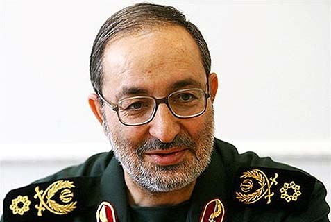 Deputy Chief of Staff of the Iranian Armed Forces Brigadier General Massoud Jazayeri