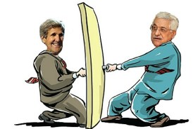 "The PA is apparently slamming the door on the US proposed safeguards for Israel in ""Peace Plan"""