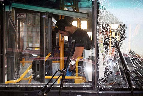 This week began with a bus explosion on a Bat Yam bus Sunday, Dec. 22.