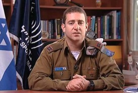Former IDF Spokesperson Lt. Col. Barak Raz was rudely heckled by J Street U activists, who showed up late, did not understand his talk and accused him of lying. Embarrassing…