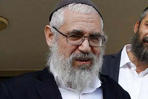 Rabbi Motti Elon