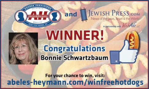 Winner Bonnie Schwartzbaum