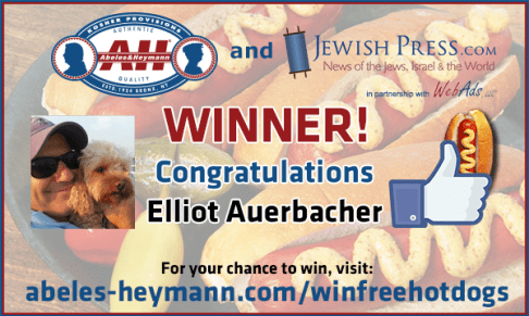 Winner Elliot Auerbacher