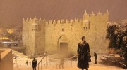 Most of the Jerusalem under Snow (JUS) genre has been dominated by lackluster and uninspired images, but Yishai's pictures are good, solid photojournalism (because he's in radio, naturally).