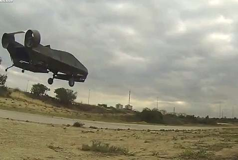 Israeli Flying Car