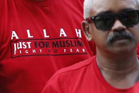 allah just for muslim