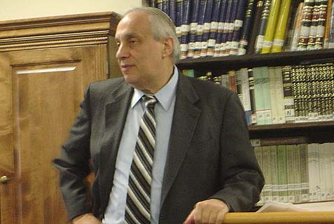 Rabbi Avi Weiss
