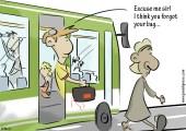 bomb on bus
