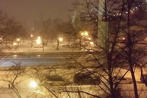 Good Morning, Snowy Gotham
