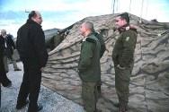 Defense Minister Moshe