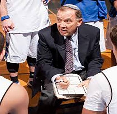 Coach Jonathan Halpert