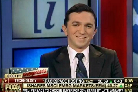 Joshua Nass, VOCY founder, on Fox Business News, Jan. 10, 2014