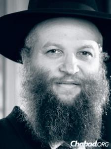 Rabbi Nachum Ehrentrau