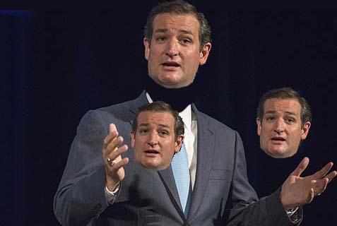 "Senator Rafael Edward ""Ted"" Cruz (R-TX)."
