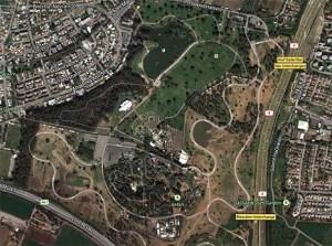 Googlemaps screen shot