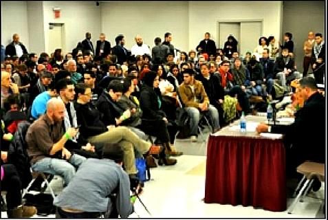 Brooklyn College BDS Forum, Feb. 7, 2013