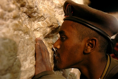 Jews can kiss the Western Wall goodbye if the Palestinian Authority becomes a sovereign state.