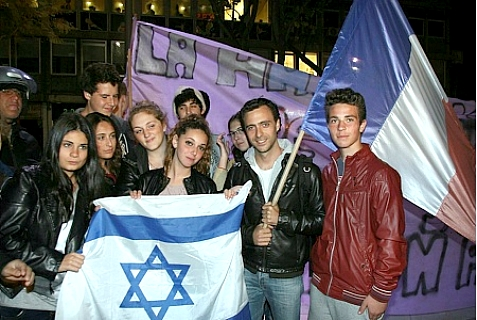 French Israelis urging fellow Jews to 'come home' to Israel
